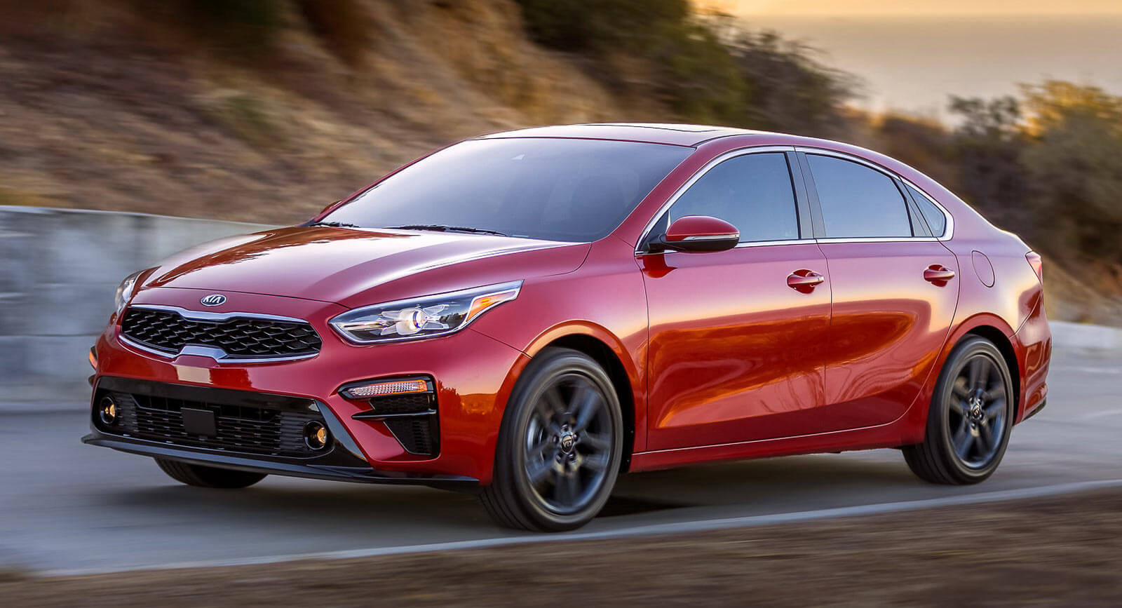 2019 kia forte looks like an affordable stinger autoevolution. Black Bedroom Furniture Sets. Home Design Ideas