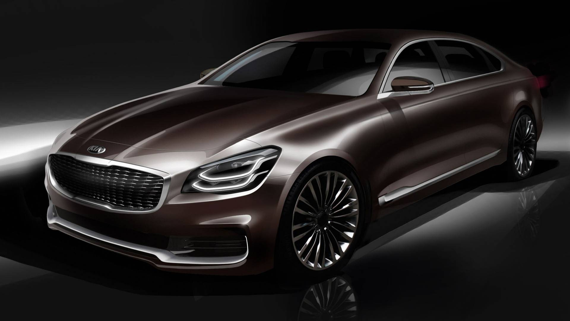 2019 kia k900 k9 brochure leaked pricing starts at krw. Black Bedroom Furniture Sets. Home Design Ideas