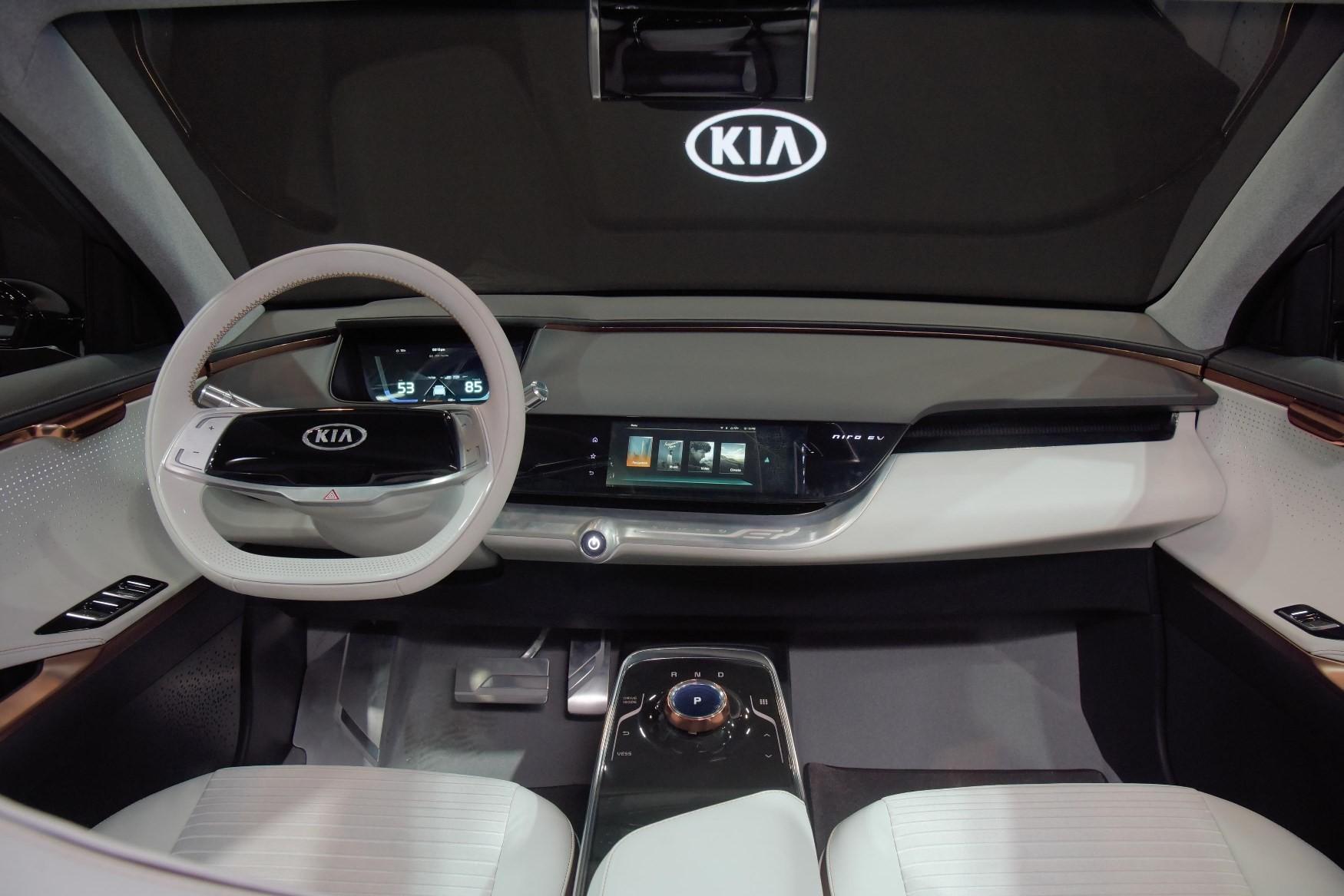 2019 Kia Niro EV Named e-Niro in Europe, Combined Range Rated at 485 Kilometers - autoevolution