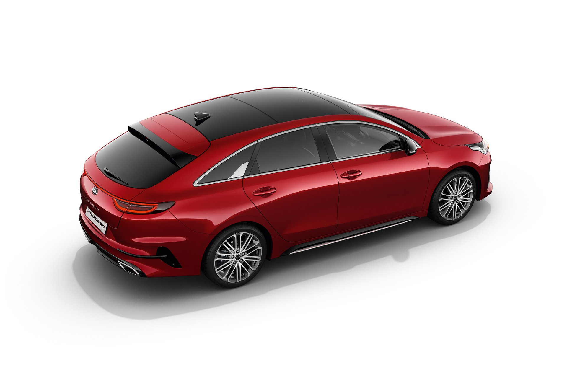 2019 kia proceed is officially the sexiest compact shooting brake autoevolution. Black Bedroom Furniture Sets. Home Design Ideas