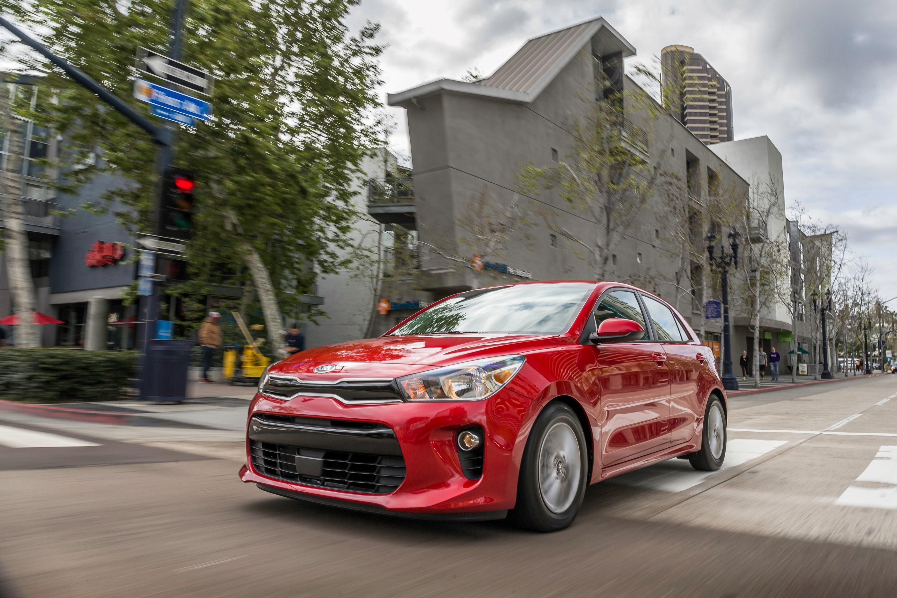 Kia Rio Loses Manual Transmission In The Us on Kia Rio Price