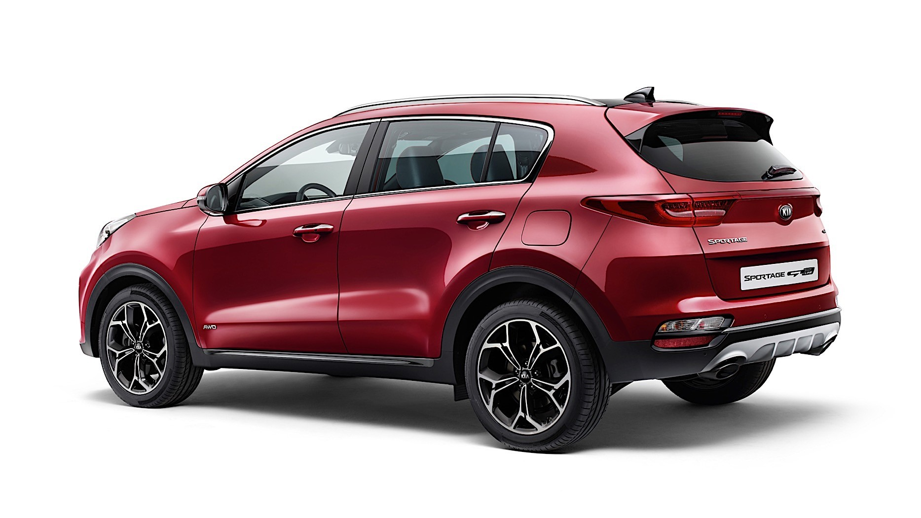 2019 kia sportage facelift gets new ceed headlights in latest rendering autoevolution. Black Bedroom Furniture Sets. Home Design Ideas