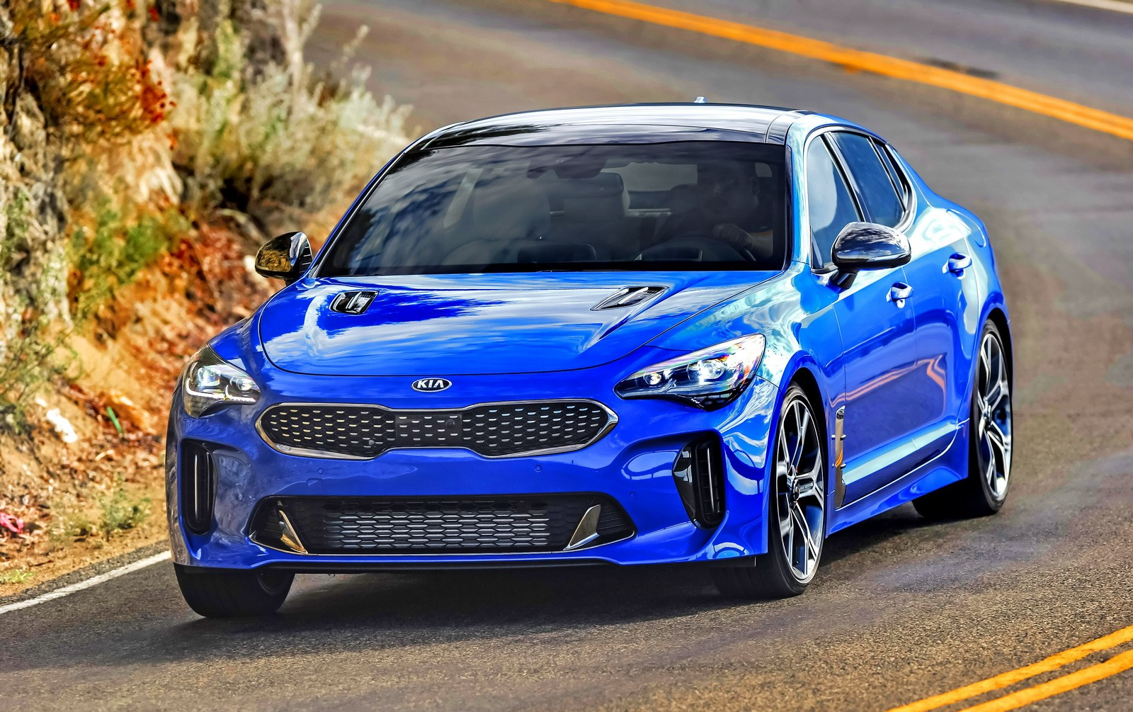 2018 Kia Stinger U S Model