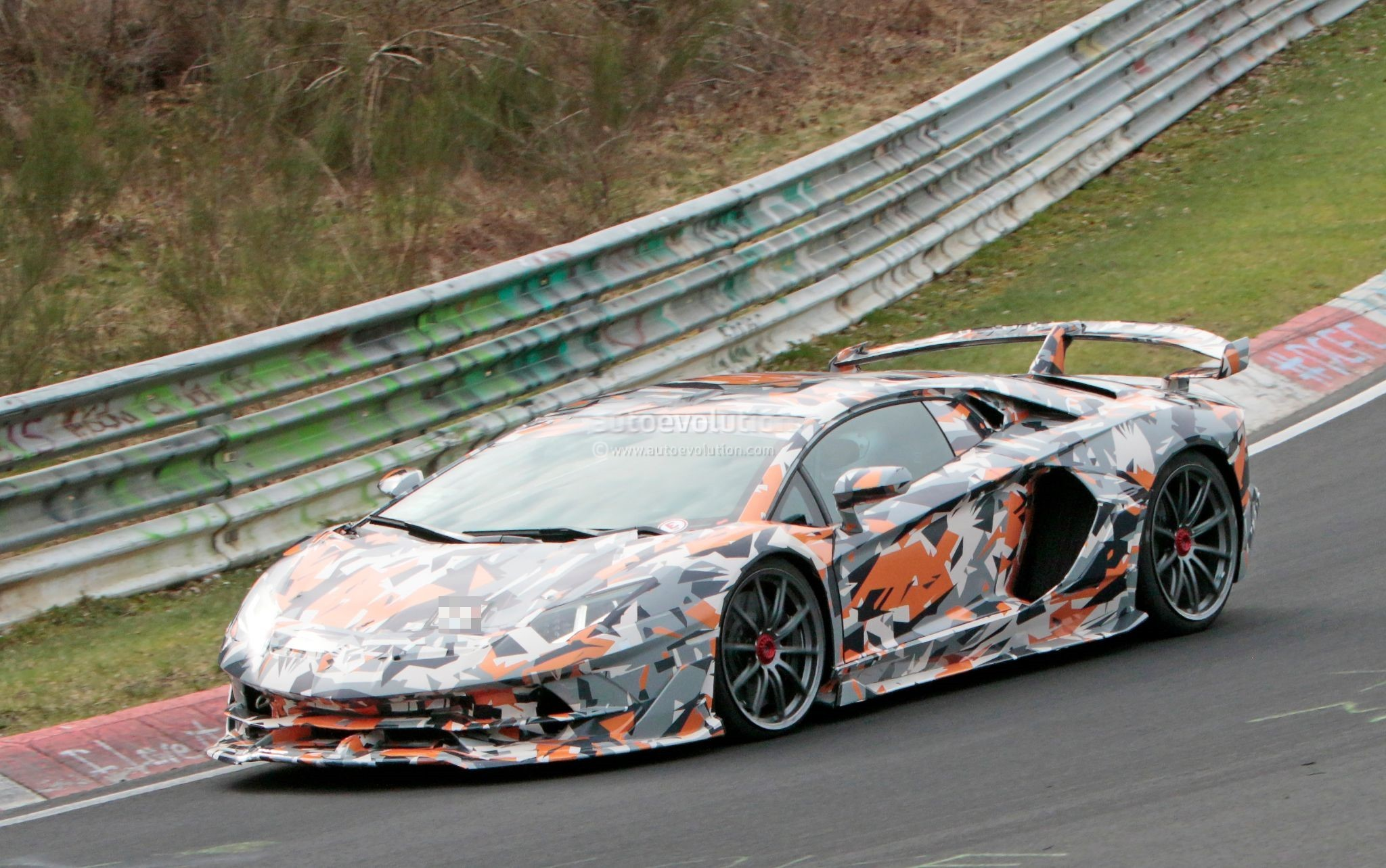2019 lamborghini aventador svj could be the nurburgring s fastest production car autoevolution. Black Bedroom Furniture Sets. Home Design Ideas