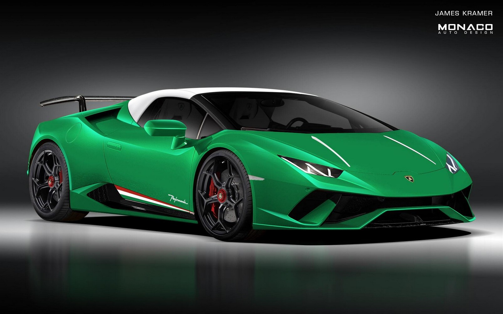 2019 Lamborghini Huracan Performante Spyder All But ...