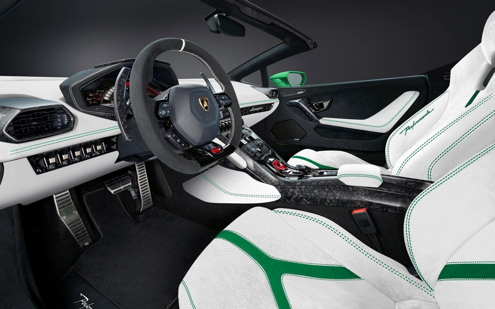 2019 Lamborghini Huracan Performante Spyder All But Confirmed To