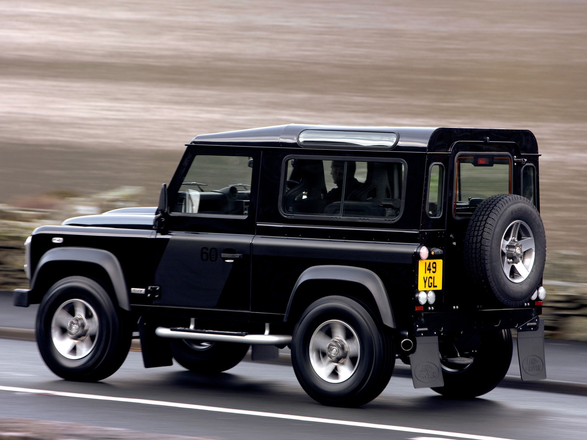 2019 land rover defender svx considered jaguar svx models also possible autoevolution. Black Bedroom Furniture Sets. Home Design Ideas