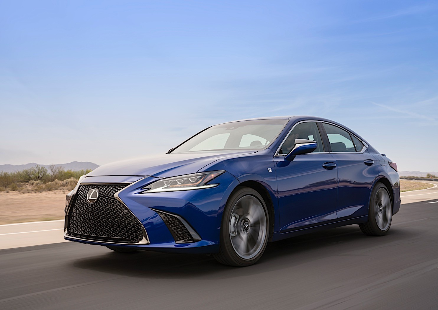 2019 Lexus ES Breaks Cover In Beijing