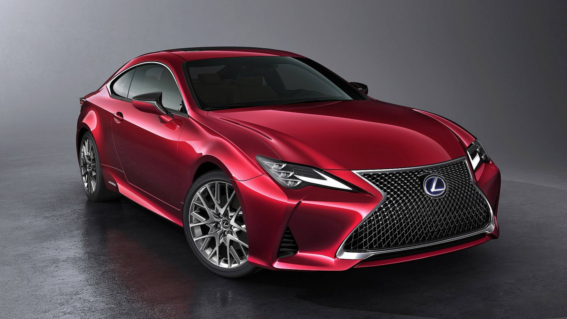 The Most Expensive Car In The World >> Lexus RC Facelifted For 2019, Still Looks Incohesive - autoevolution