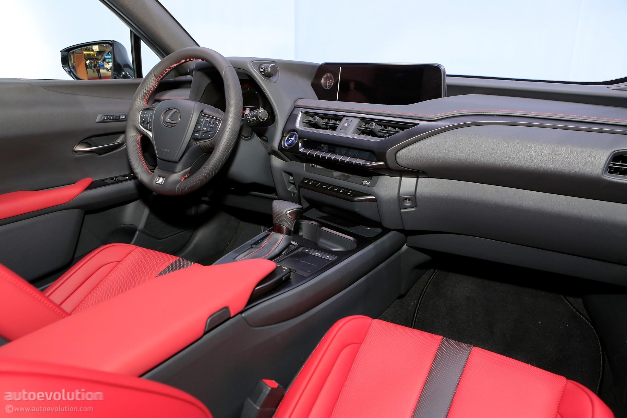 How to Enter You Lexus When Key Fob Dies - autoevolution
