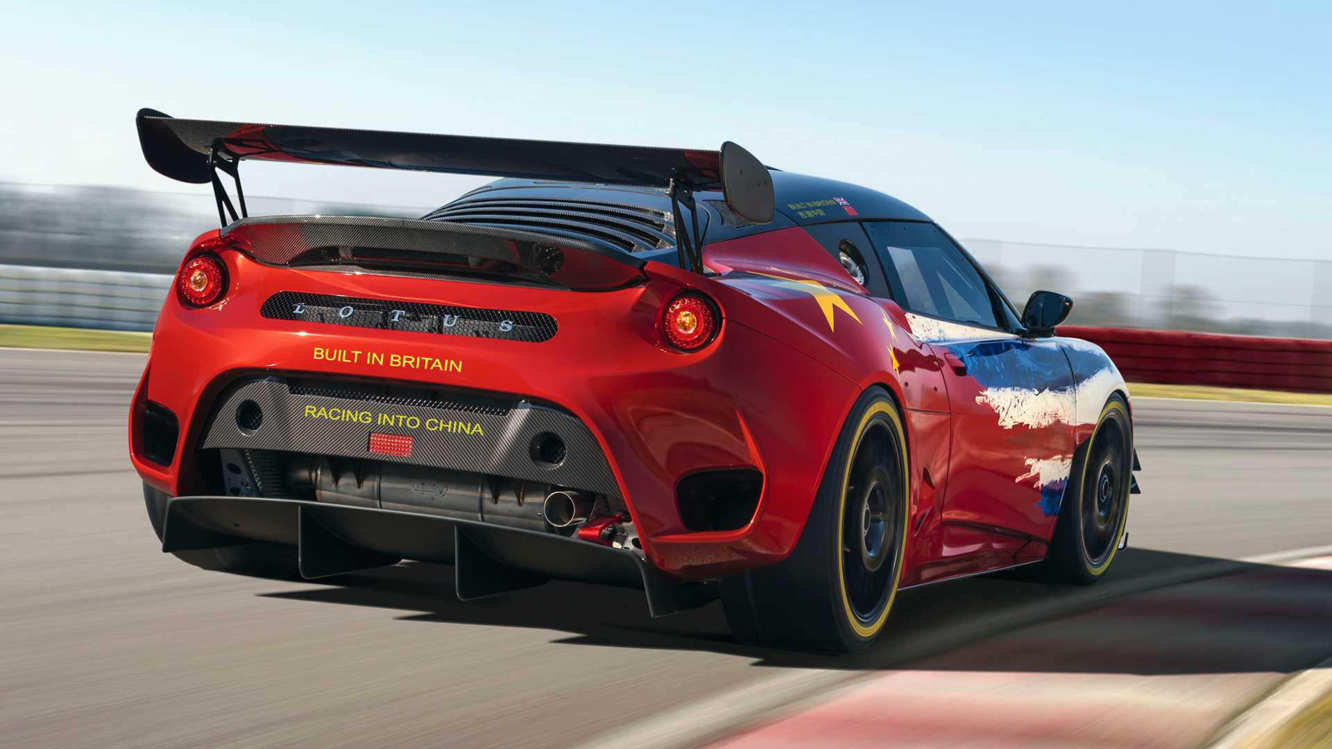 2019 Lotus Evora GT4 Concept Is Made In Britain For Racing ...