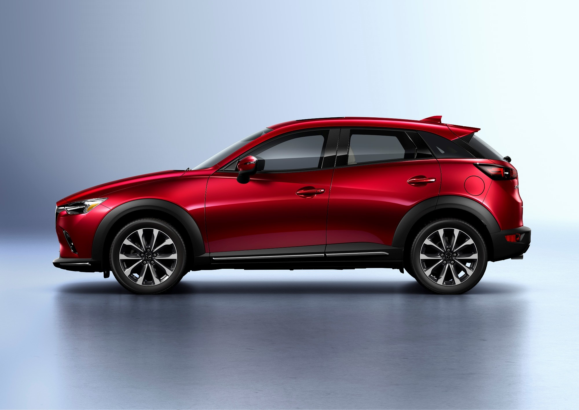 2019 mazda cx 3 gets more power and torque minor. Black Bedroom Furniture Sets. Home Design Ideas