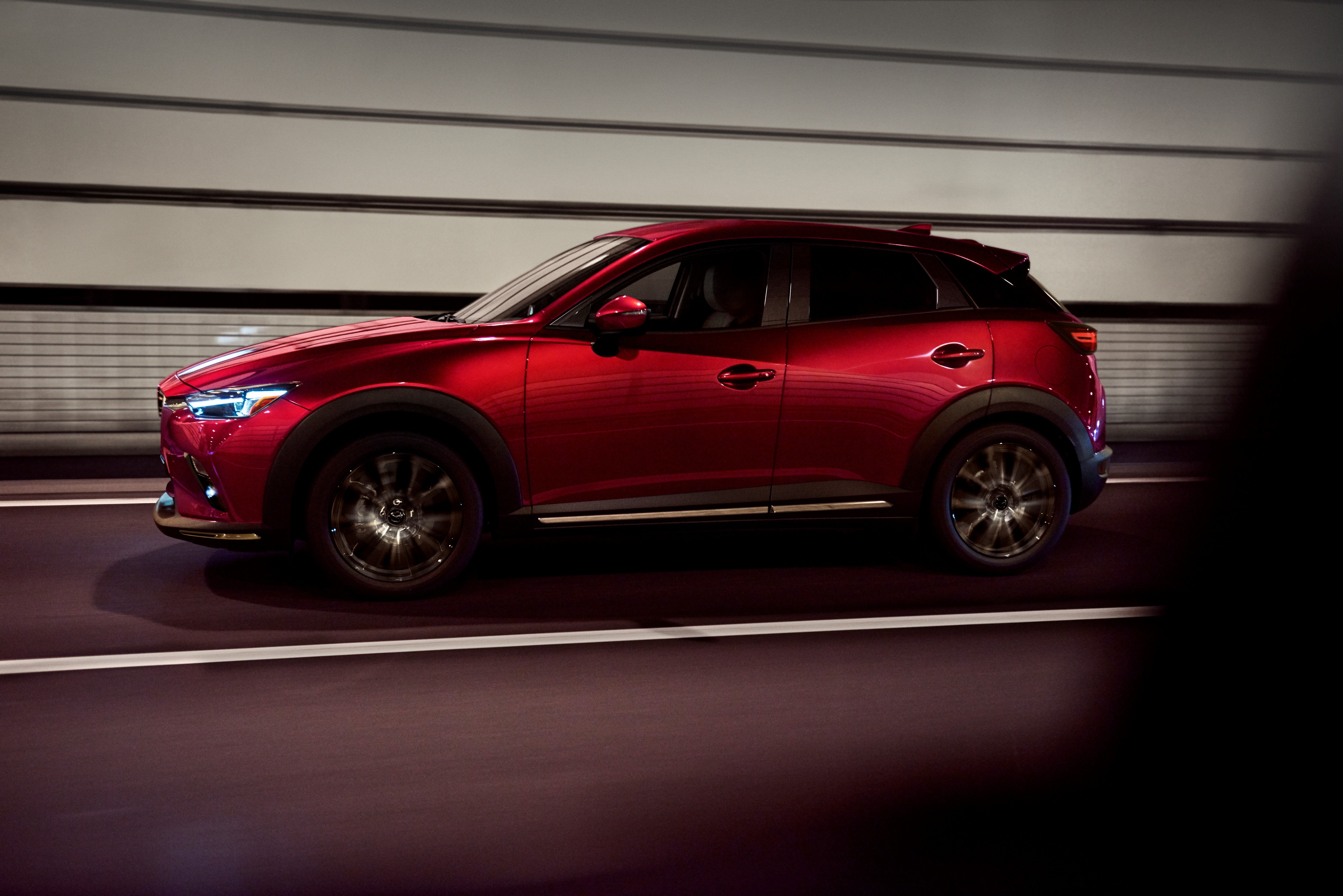 the for action cx marks facelift news new mazda auto show second york