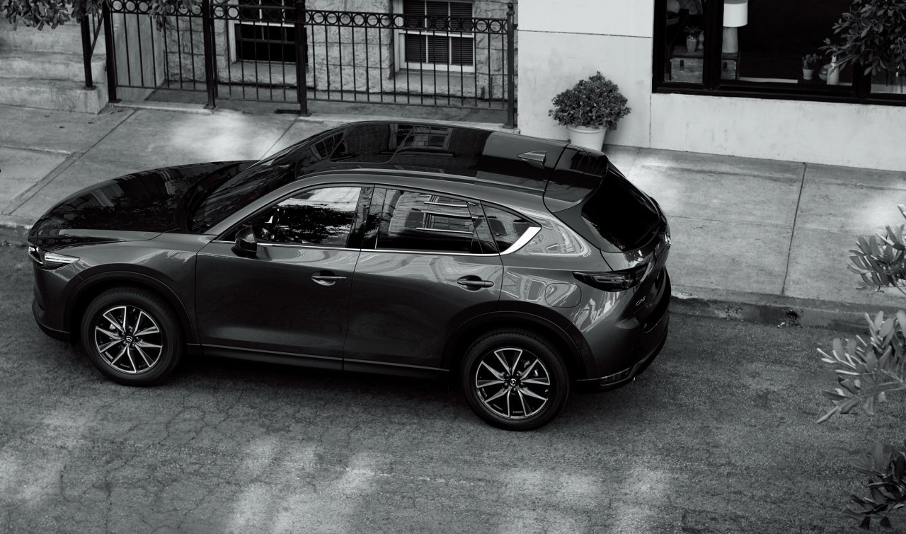 2019 mazda cx-5 2 5-liter turbo engine  signature trim level confirmed