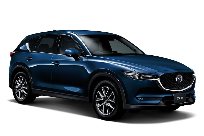 2019 Mazda Cx 5 Gets 2 5 Liter Turbo Android Auto And Apple Carplay