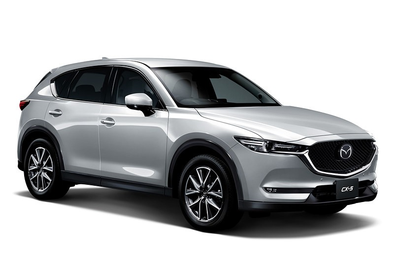 2019 mazda cx 5 gets 2 5 liter turbo android auto and. Black Bedroom Furniture Sets. Home Design Ideas