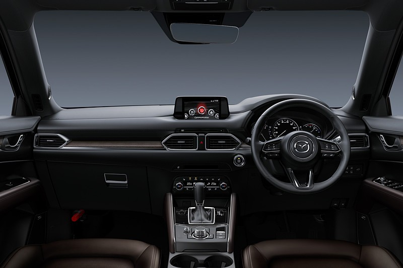 2019 Mazda CX-5 Gets 2.5-Liter Turbo, Android Auto and ...