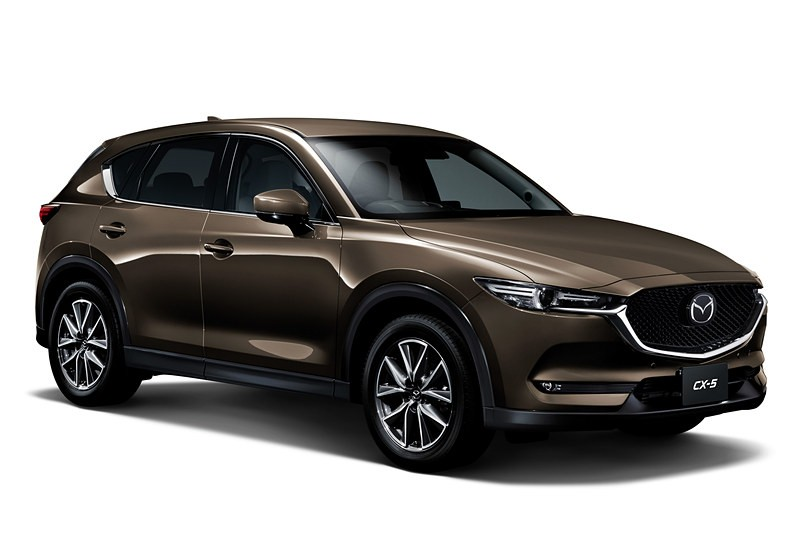 2019 Mazda Cx 5 Gets 2 5 Liter Turbo Android Auto And
