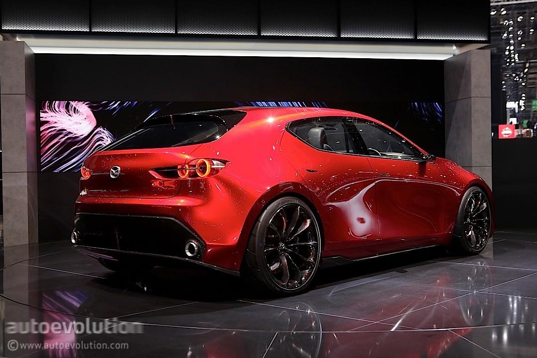 Mazda3 Skyactiv X >> 2019 Mazda3 Digital Instrument Cluster Looks Alright In Leaked Photos - autoevolution