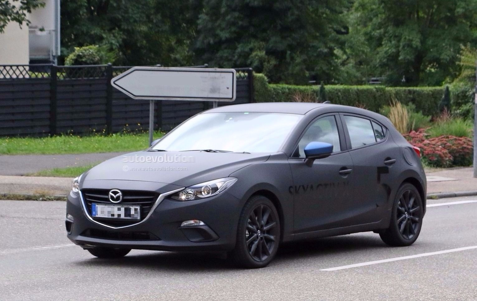 Mazda 3 Next Generation >> 2019 Mazda3 Teaser Video Shows Hatchback Body Style, Looks Ready For Production - autoevolution