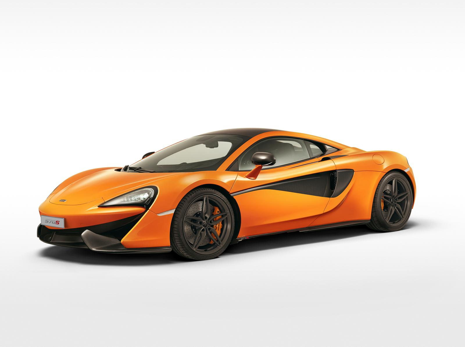 2019 Mclaren 600lt Teased Debut Imminent Autoevolution