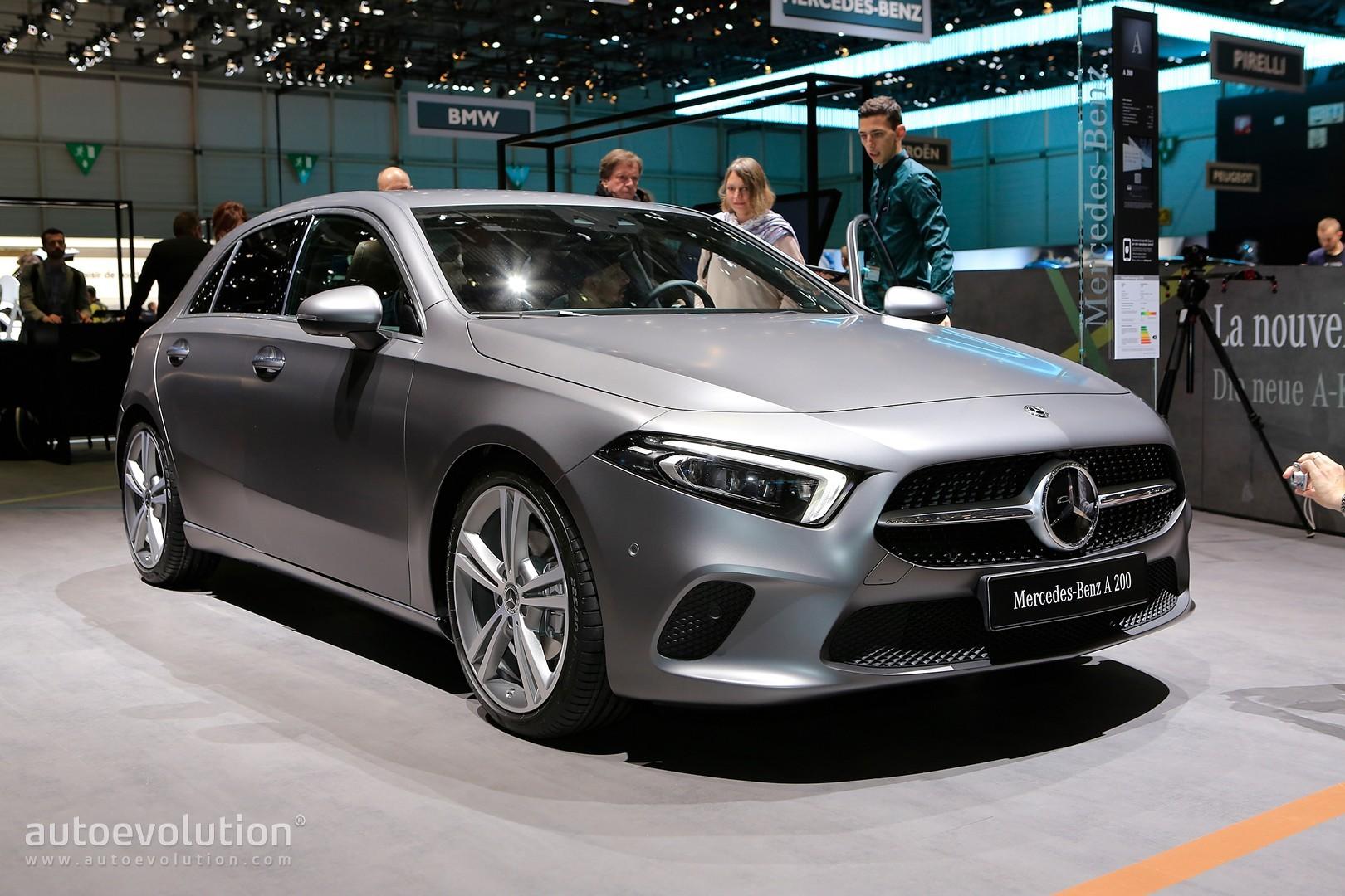 2019 Mercedes-Benz A-Class Redefines The Premium Compact