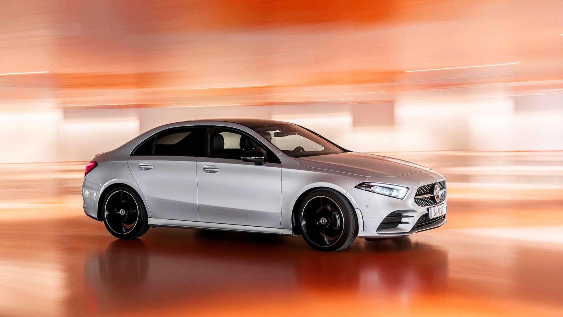 2019 Mercedes-Benz A-Class Sedan (V177) is Far More ...