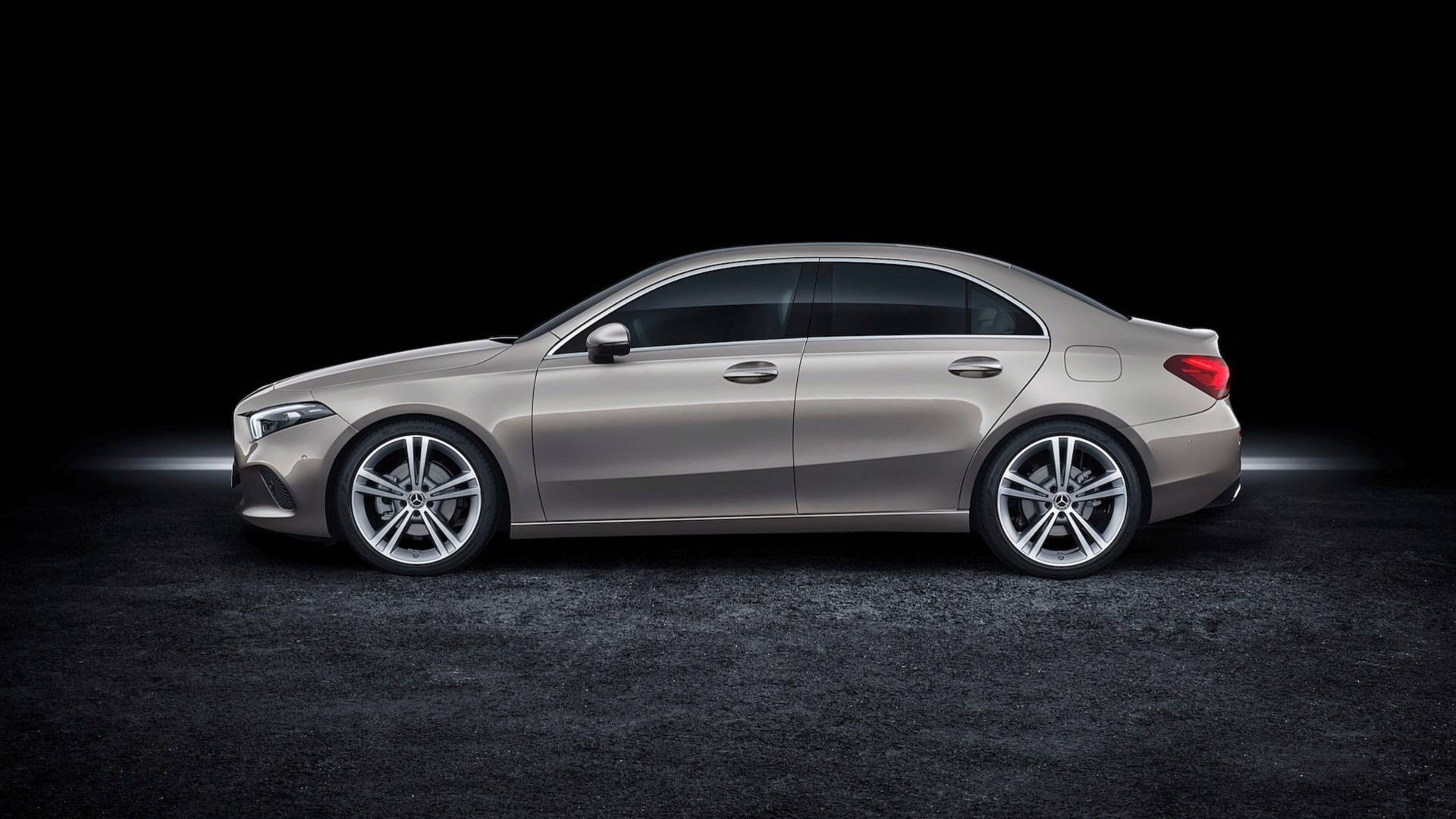2019 mercedes benz a class sedan pricing starts at 30 900 eur autoevolution. Black Bedroom Furniture Sets. Home Design Ideas