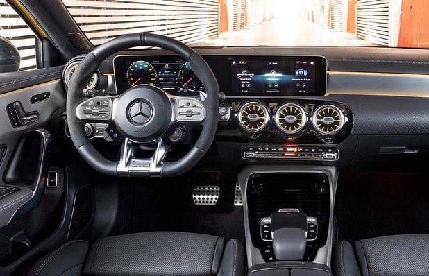 2019 Mercedes-AMG A35 4Matic Leaked, Looks Fun To Drive ...