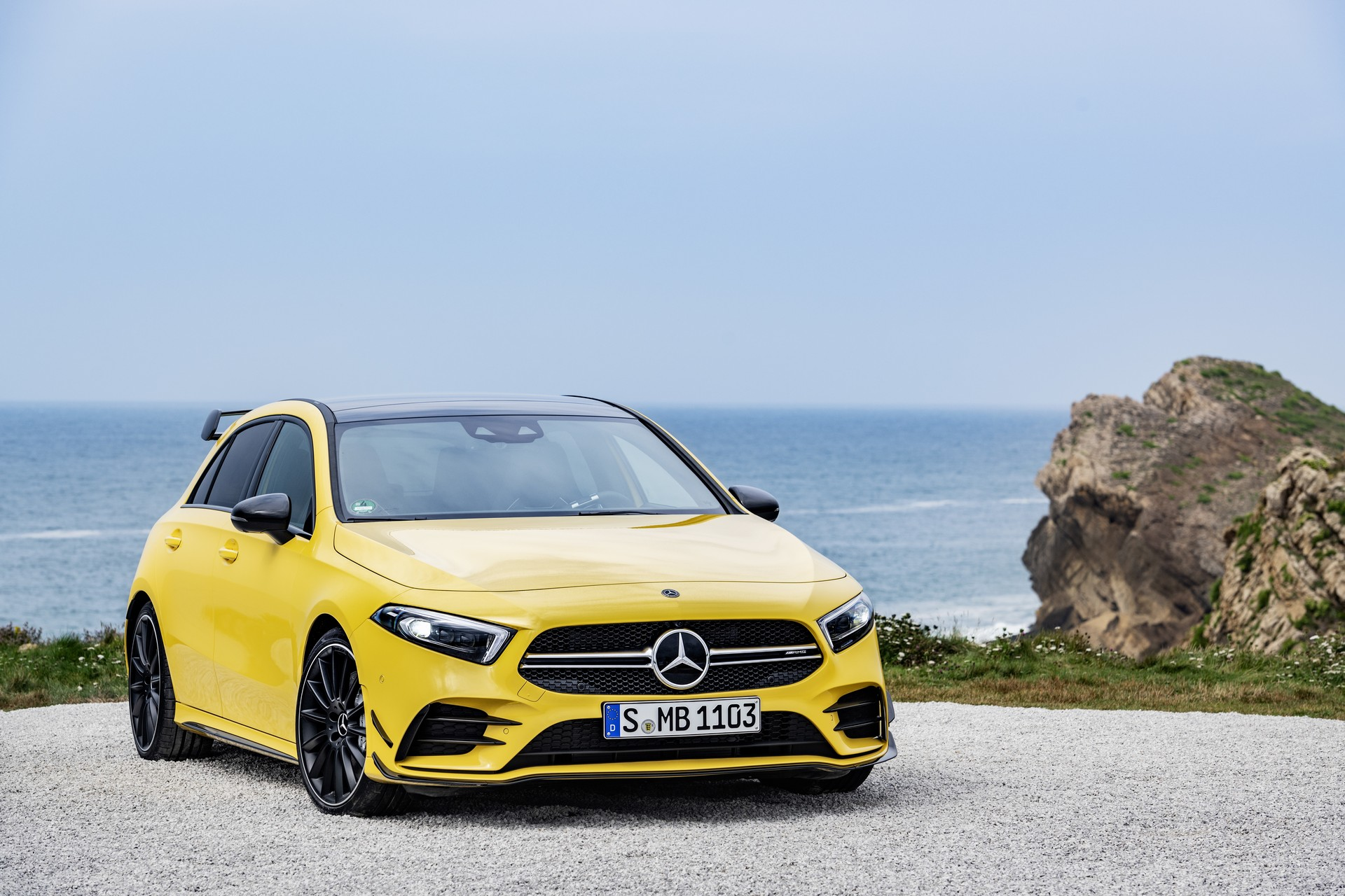 2019 Mercedes-AMG A35 to Sell from 47,528 EUR, Edition 1 ...