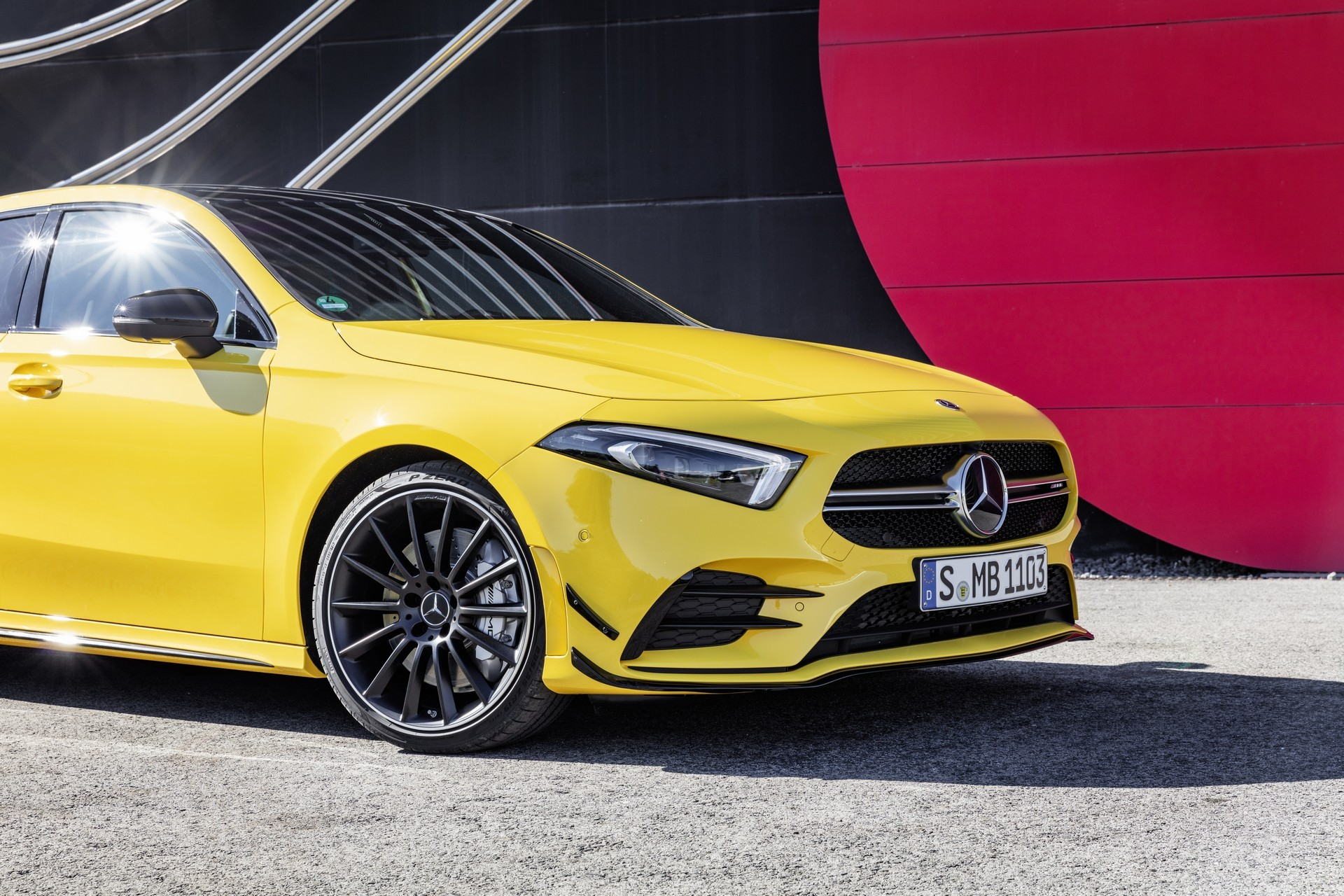 Mercedes a35 amg price