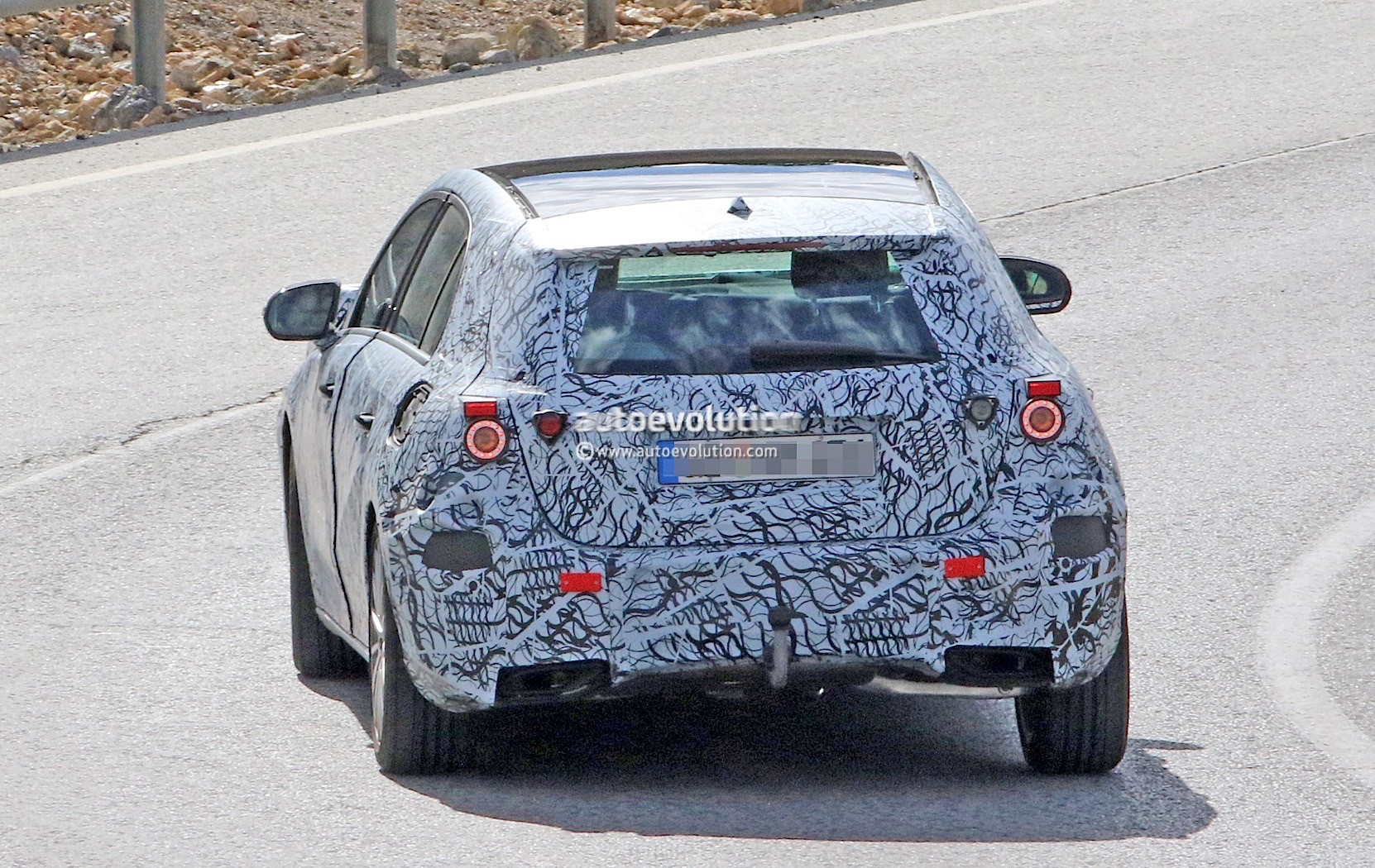 2019 Mercedes Amg A40 Shows Up Looking Like A Sleeper