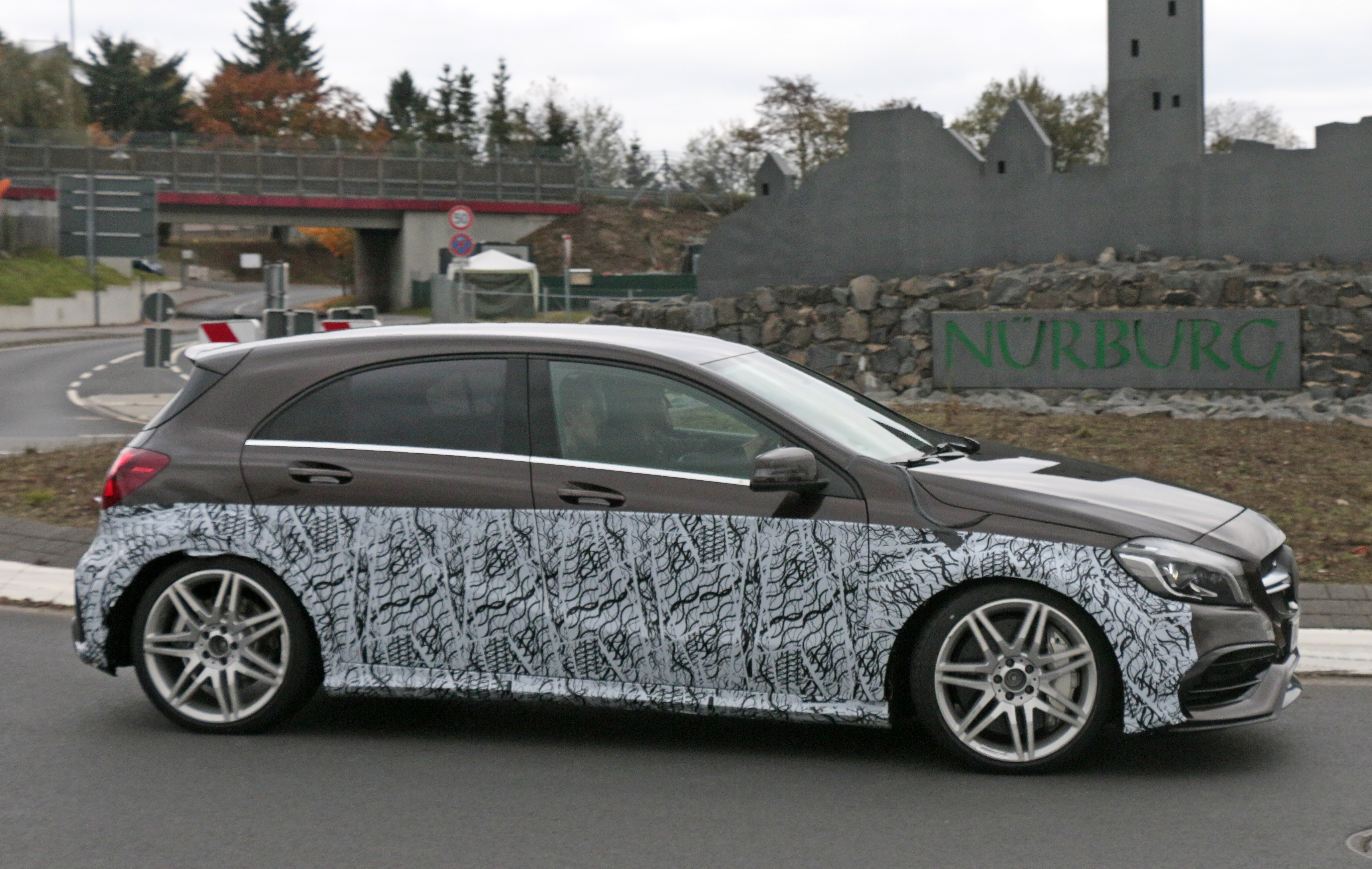 Mercedes Amg Hypercar >> 2019 Mercedes-AMG A45 To Feature Mild-Hybrid Engine ...
