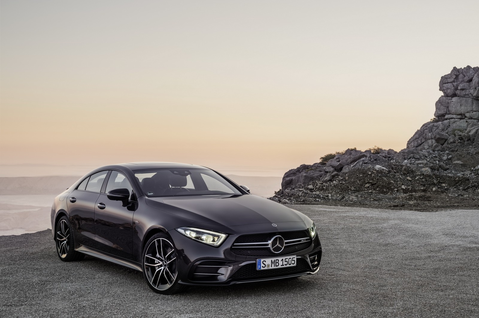 2019 mercedes amg cls 53 officially revealed autoevolution for Mercede benz amg