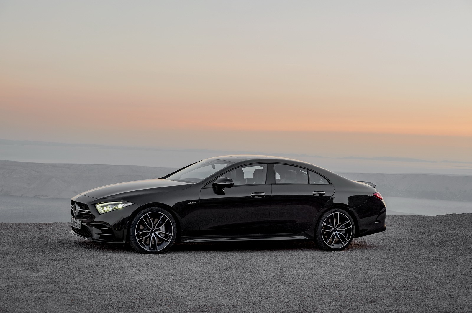 2019 Mercedes-AMG CLS 53 Officially Revealed - autoevolution