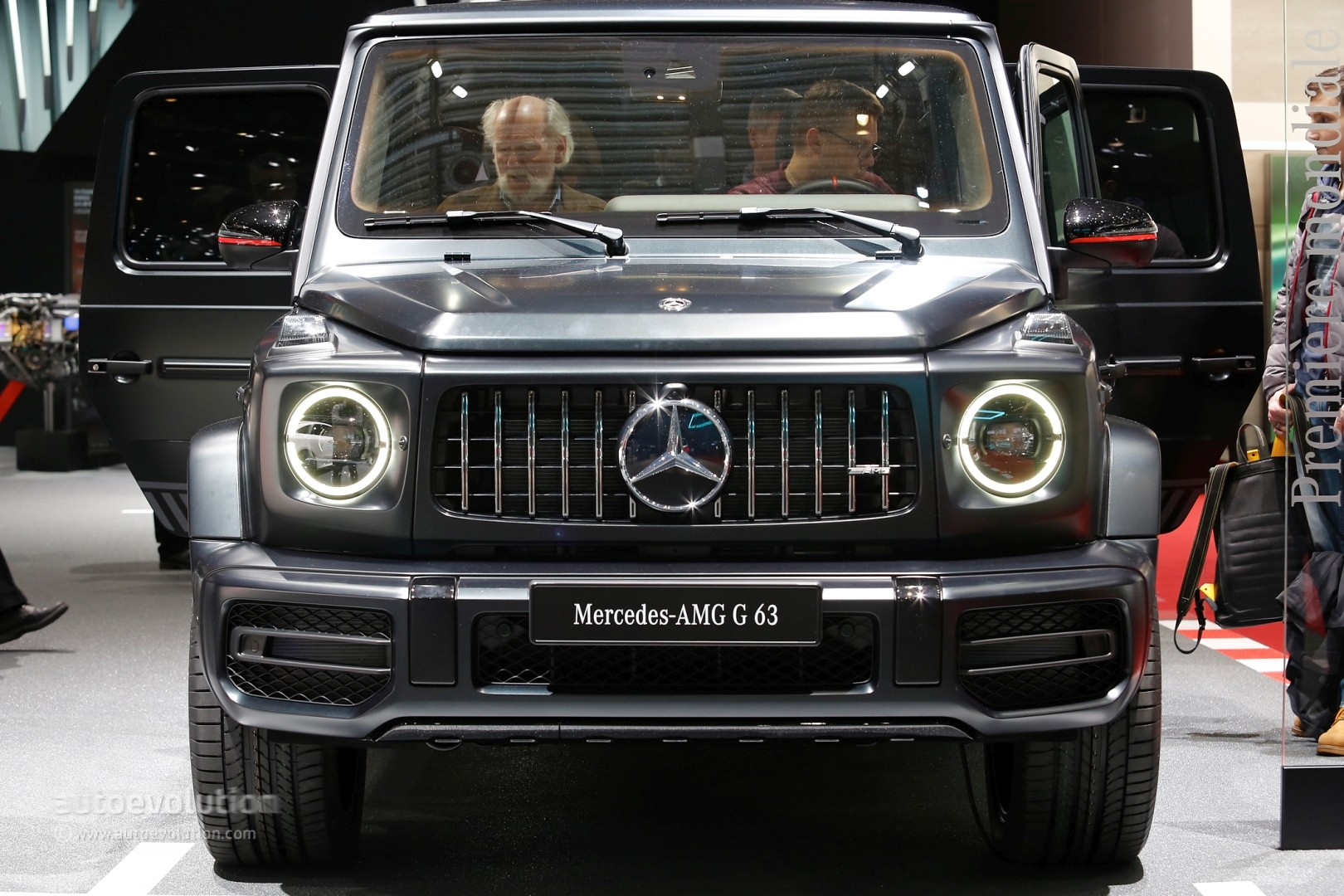 Mercedes-Benz G-Class to be Made at Least Until 2019 ...