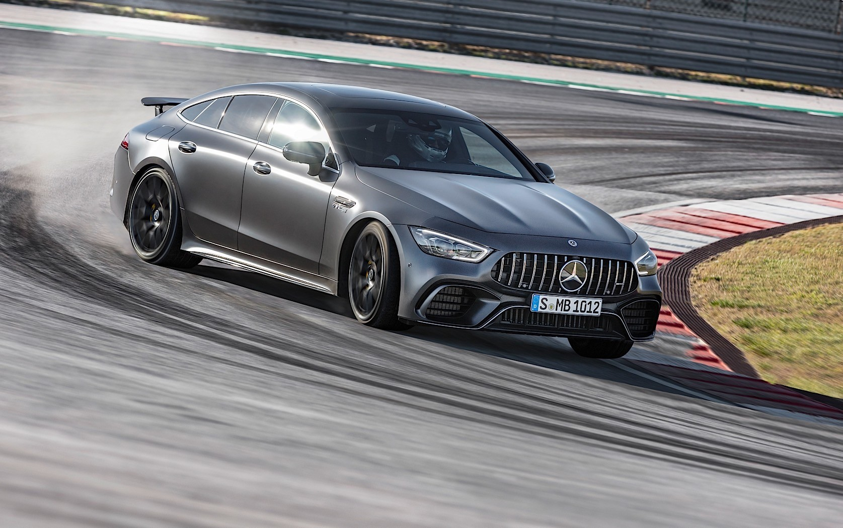 2019 mercedes amg gt 4 door coupe goes live in geneva autoevolution. Black Bedroom Furniture Sets. Home Design Ideas