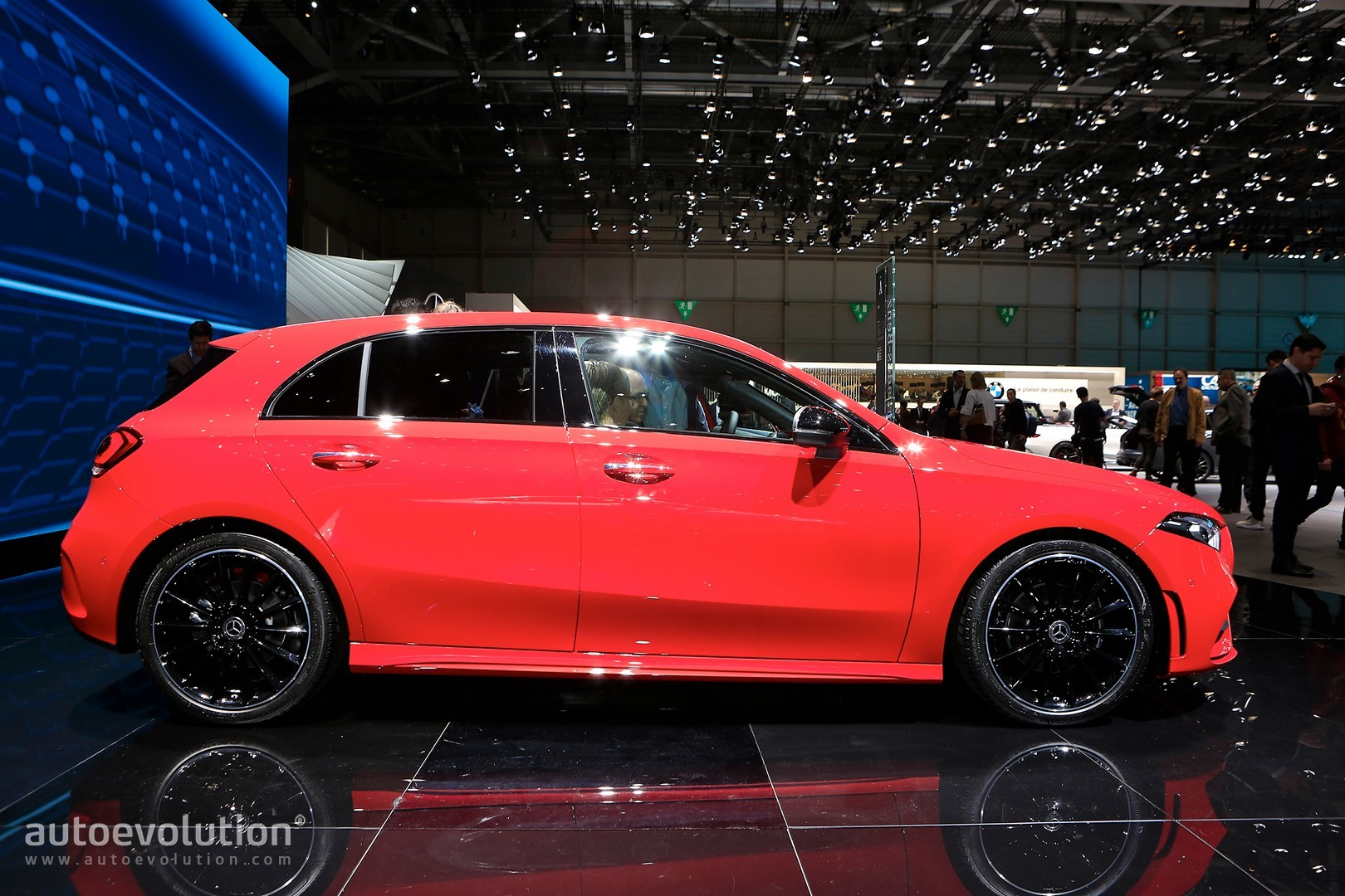 2019 mercedes-benz a 180 d does 0 to 100 km  h in 10 1 seconds