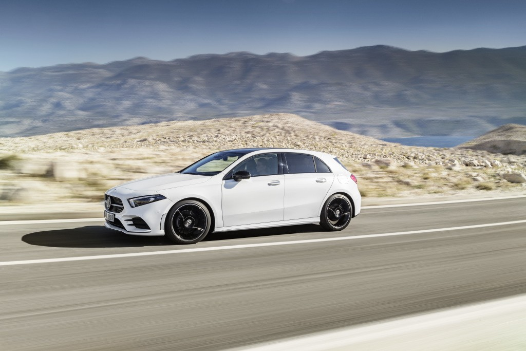2019 Mercedes Benz A Class Launched Becomes The Techiest