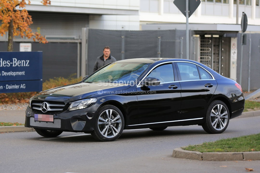 Update 2019 mercedes benz c class facelift may cause a for Mercedes benz job opportunities