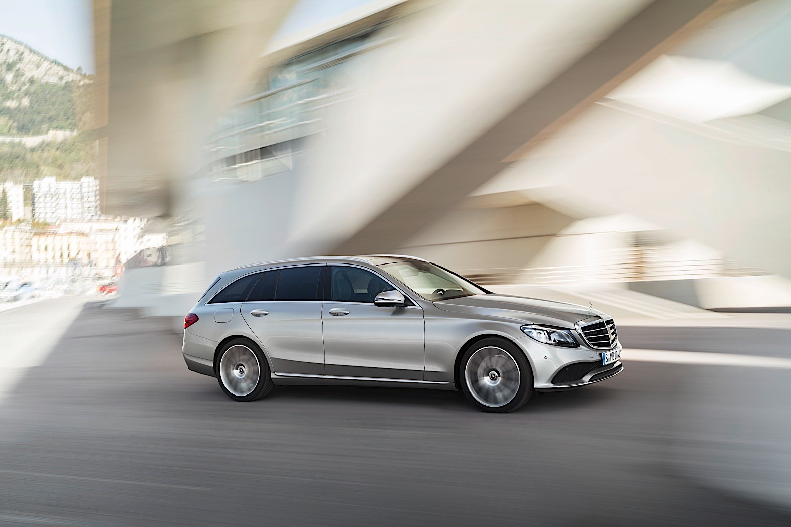 2019 mercedes benz c class sedan and wagon details and for Mercedes benz news