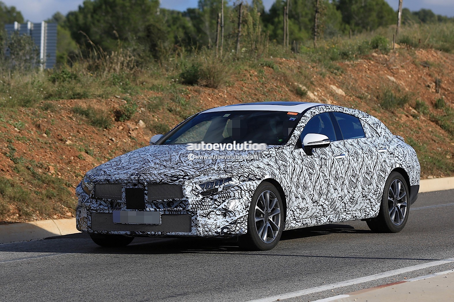 2019 mercedes benz cle looks poised to break the design for Different models of mercedes benz
