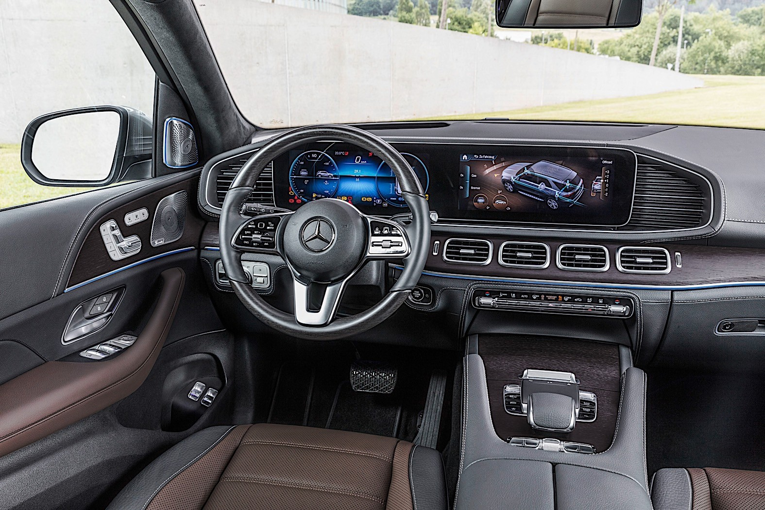 Noul Sprinter 2018 >> 2019 Mercedes-Benz GLE Breaks Cover, Packed with Technology - autoevolution