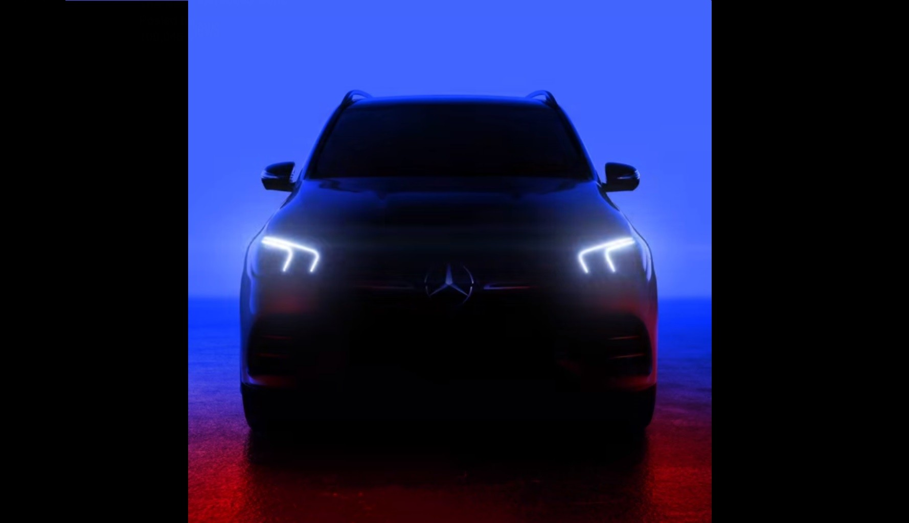2019 Mercedes-Benz GLE Shows Off Full-LED Headlights In ...