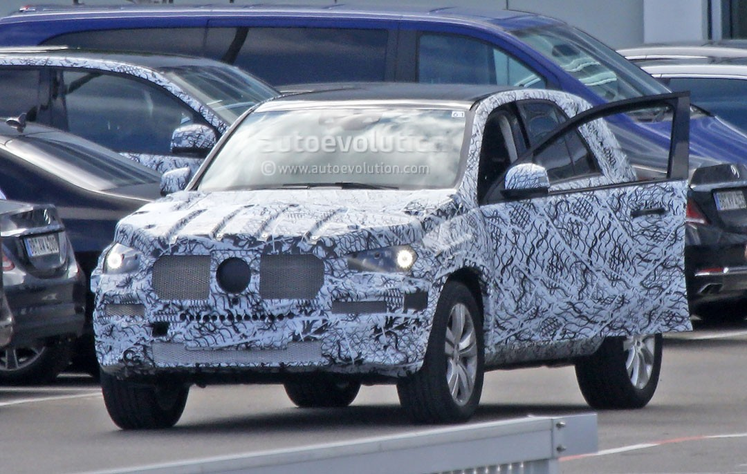 2019 Mercedes Sprinter >> 2019 Mercedes-Benz GLE Spy Shots Also Hide the First Sighting of the New GLS SUV - autoevolution
