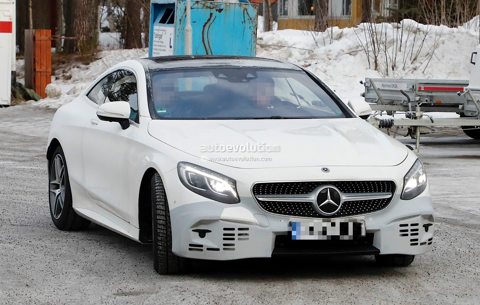 2019 mercedes benz s class coupe facelift has more game for Mercedes benz s class coupe
