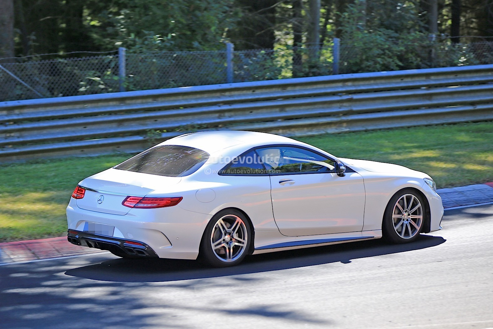 2019 Mercedes Benz Sl Prototype Returns Looks Like An S