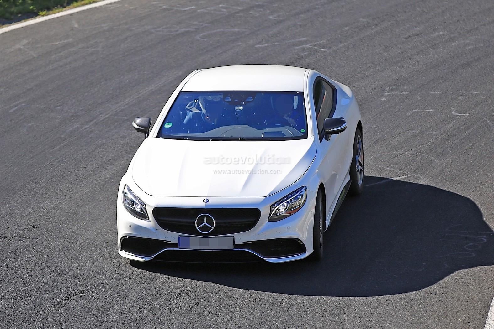 2019 Sl Mercedes >> 2019 Mercedes-Benz SL Prototype Returns, Looks Like an S-Class Coupe Hot Rod - autoevolution