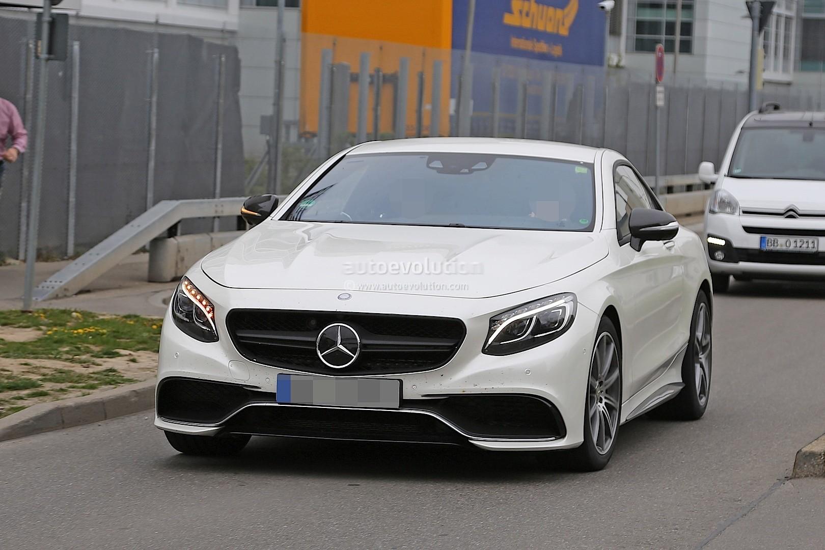 2019 Mercedes Benz Sl Rumored To Go 2 2 Autoevolution