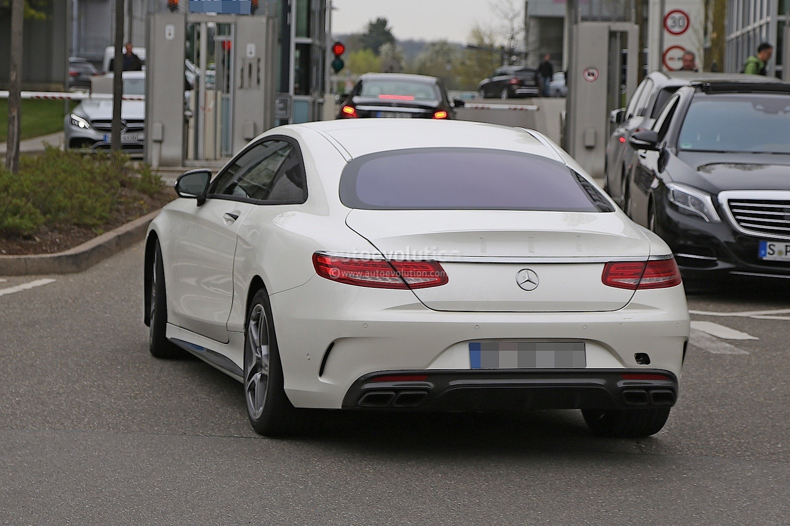 S Class Coupe >> 2019 Mercedes-Benz SL Rumored to Go 2+2 - autoevolution